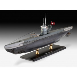 GERMAN SUBMARINE TYPE IIB 1943 REVELL