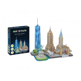 Puzzle 3D New York REVELL