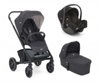 Carucior multifunctional 3 in 1 Chrome Ember Joie