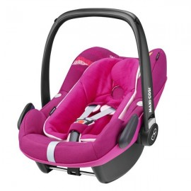 Cos auto Maxi Cosi Pebble Plus I Size Frequency Pink