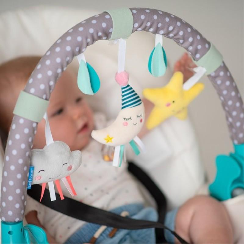 Arcada Mini Moon Jucarie carucior Taf Toys