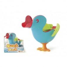Jucarie de baie Quack Stack Fat Brain Toys