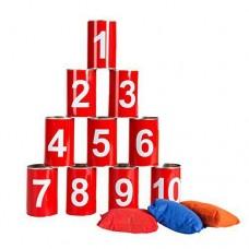 Joc de tras la tinta Conserve cu numere Buitenspeel