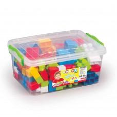 Cutie depozitare cu 85 cuburi Dolu