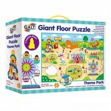 Giant Floor Puzzle Parcul de distractii 30 piese Galt