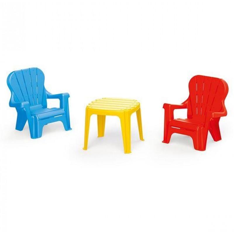 Set de masa cu scaune Dolu