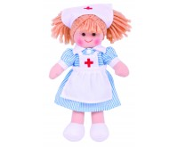 Papusa Nurse Nancy BigJigs