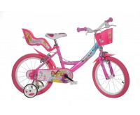 Bicicleta copii 14 Princess Dino Bikes