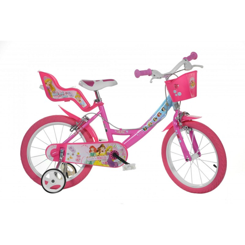 Bicicleta copii 14 Princess Dino Bikes