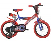 Bicicleta copii 16 Spiderman Dino Bikes
