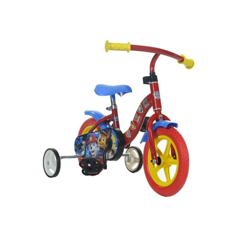 Bicicleta copii 10 Paw Patrol Dino Bikes