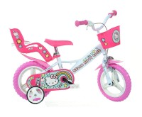 Bicicleta copii 12 Hello Kitty Dino Bikes