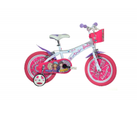 Bicicleta copii 16 Barbie Dino Bikes
