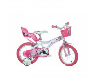 Bicicleta copii 16 Minnie Dino Bikes