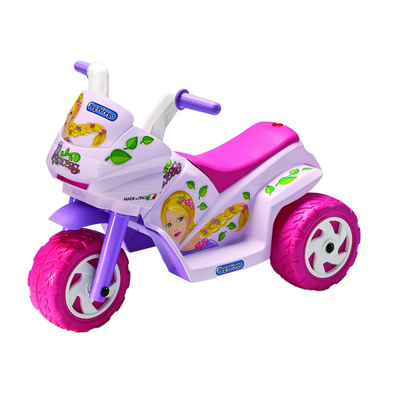 Tricicleta Mini Princess Peg Perego