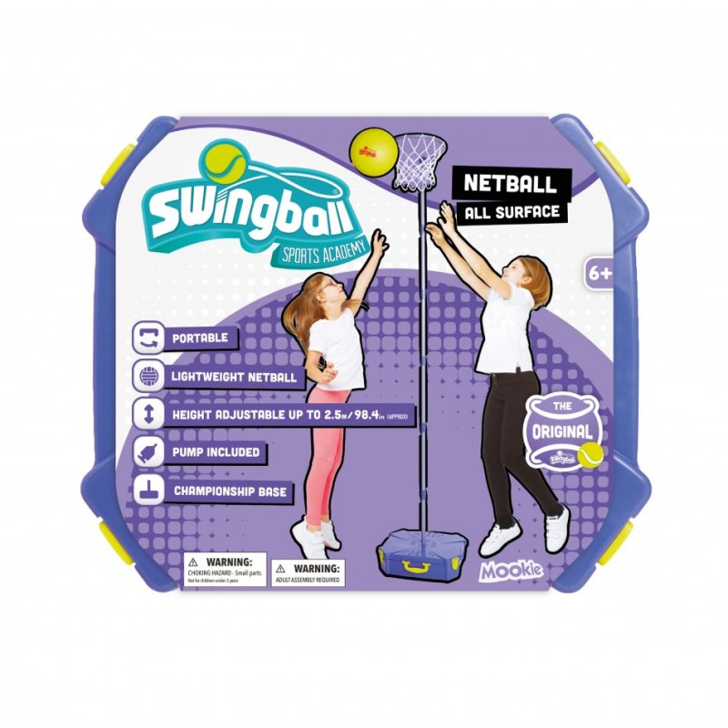 Joc de basket All Surface Netball Mookie