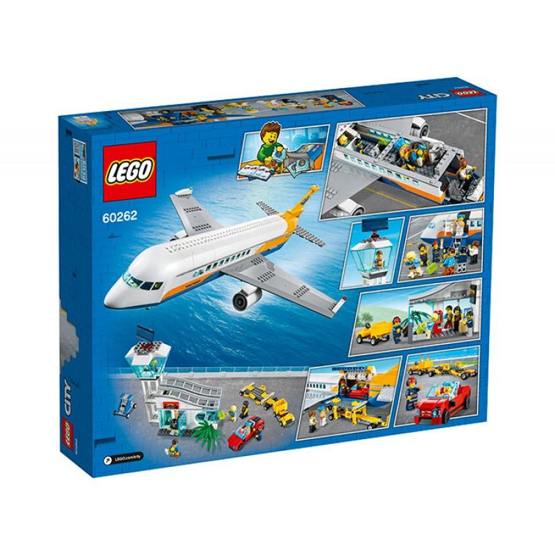 Avion de pasageri LEGO City