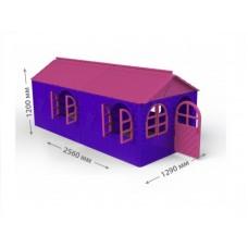 Casuta de joaca MyKids 02550 20 Pink Violet Big