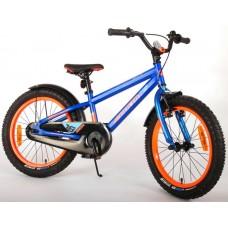Bicicleta E L Rocky 18 inch albastra