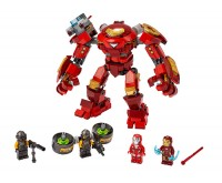 Iron Man Hulkbuster contra AIM Agent LEGO Marvel Super Heroes