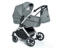 Carucior multifunctional 2 in 1 07 Gray 2020 Baby Design Smooth