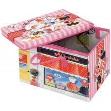 Cutie pentru depozitare jucarii transformabila Minnie Mouse Arditex
