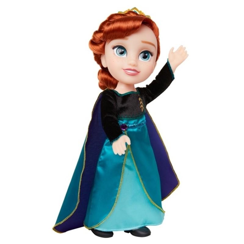 Anna Cu Rochie Epilog Frozen 2 Jakks Pacific