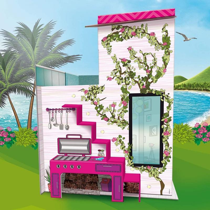 Casa din Malibu Barbie Lisciani