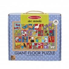 Primul meu puzzle de podea eco Alfabetul Animalelor Melissa and Doug