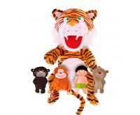 Set Marionete Cartea Junglei Fiesta Crafts