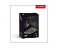 PUZZLE 3D GAME OF THRONES WINTERFELL 430 PIESE CubicFun