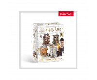 PUZZLE 3D HARRY POTTER 4in1 ALEEA DIAGON 273 PIESE CubicFun