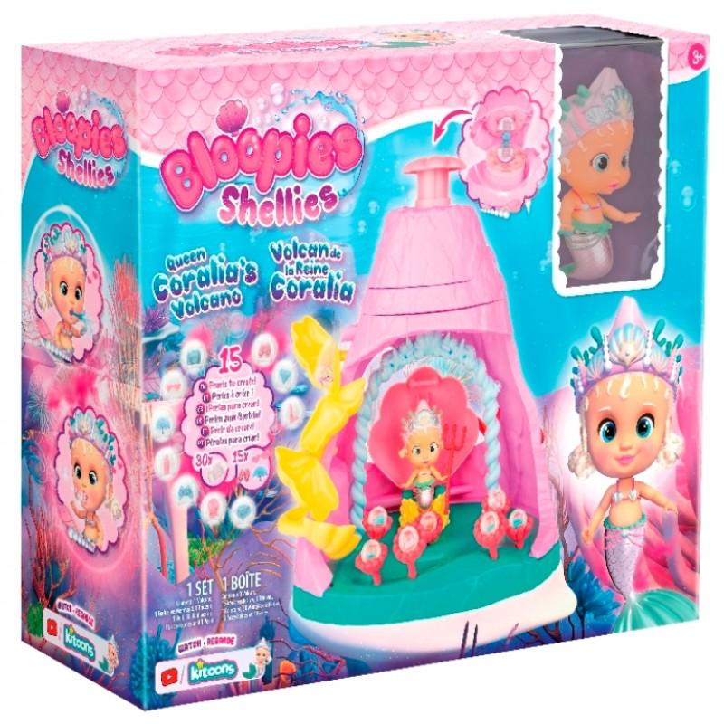 Bloopies Shellies set de joaca vulcan Imc Toys