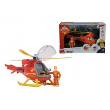 Fireman Sam Elicopter Figurina Simba Toys