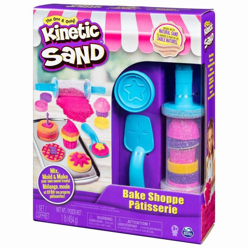 Kinetic Sand Brutaria Spin Master