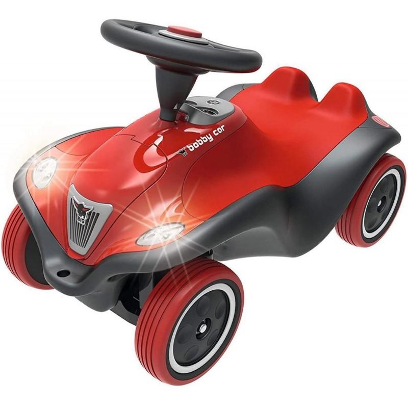 Big Bobbycar Premergator Next Cu Sunete Si Lumini Simba Toys