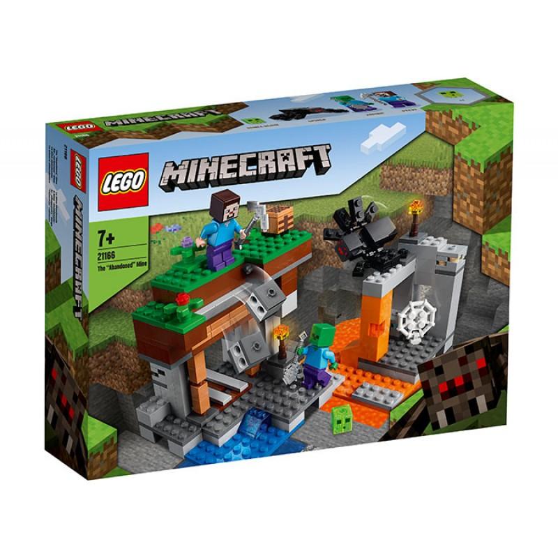 Mina abandonata LEGO Minecraft