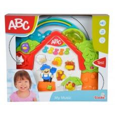 Abc Ferma Animalelor Simba Toys