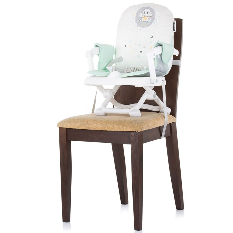 Inaltator scaun de masa Chipolino Lollipop mint