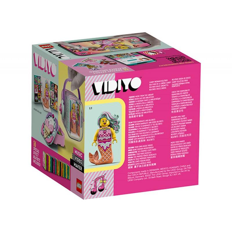 BeatBox Sirena Dulce LEGO VIDIYO
