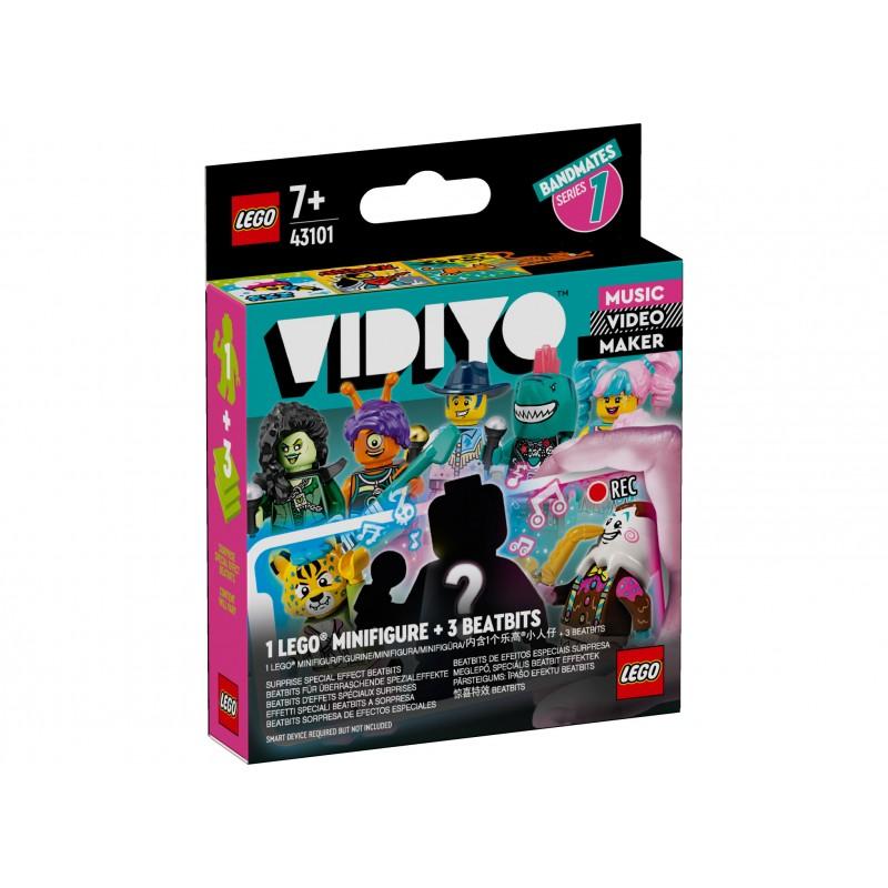Colegi de trupa LEGO VIDIYO