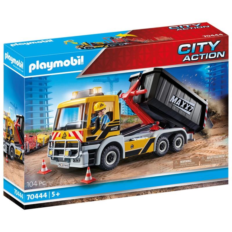 Camion cu remorca detasabila Playmobil