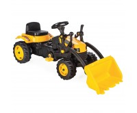 Tractor cu pedale Pilsan Active with Loader 07 315 yellow