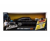 FAST AND FURIOUS RC DODGE CHARGER 1970 SCARA 1 LA 16 Jada Toys