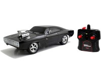 FAST and FURIOUS RC 1970 DODGE CHARGER 1 24 Jada Toys
