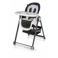 Scaun de masa multifunctional Baby Design Penne 10 black