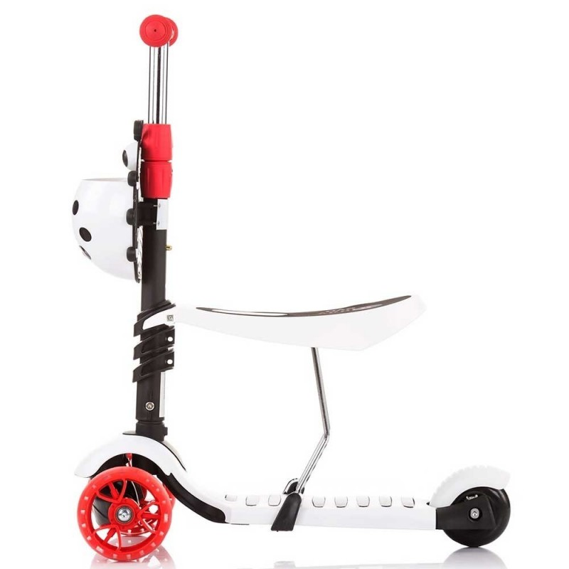 Trotineta Chipolino Kiddy Evo white