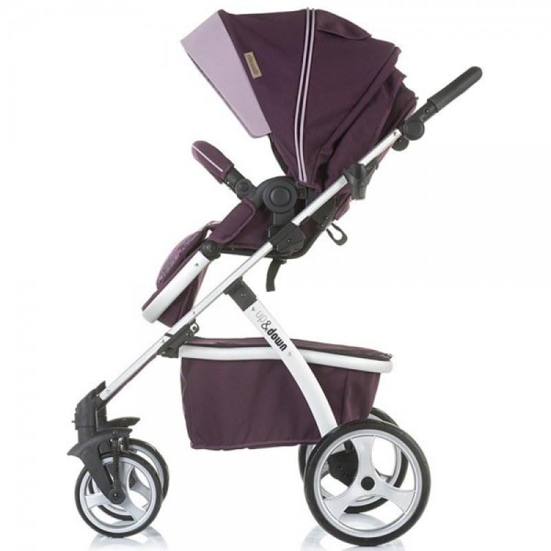 Carucior 3 in 1 Up and Down Amethyst Chipolino