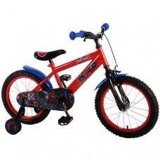 Bicicleta Spiderman 16