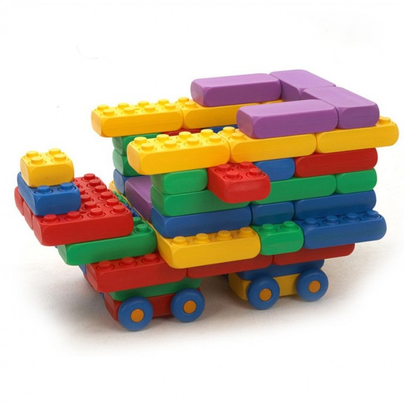Caramizi mari constructie Edu Play (model C)